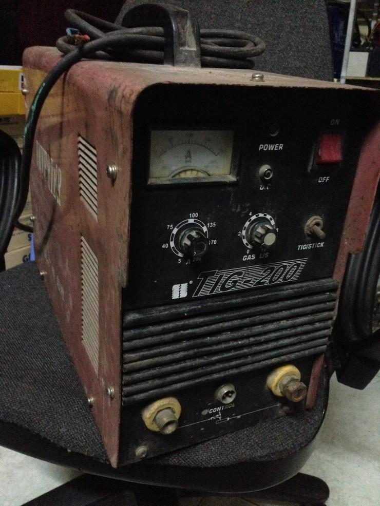 mua máy hàn điện tử cũ