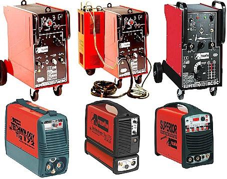 Một số dòng máy hàn điện tử cao cấp