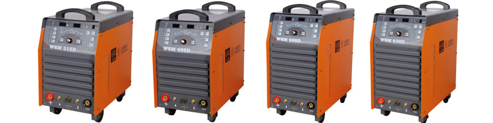 Máy hàn TIG (Ar) DONSUN 300-500A inverter